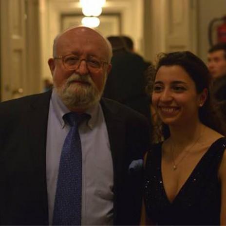 Astrig Siranossian and Penderecki