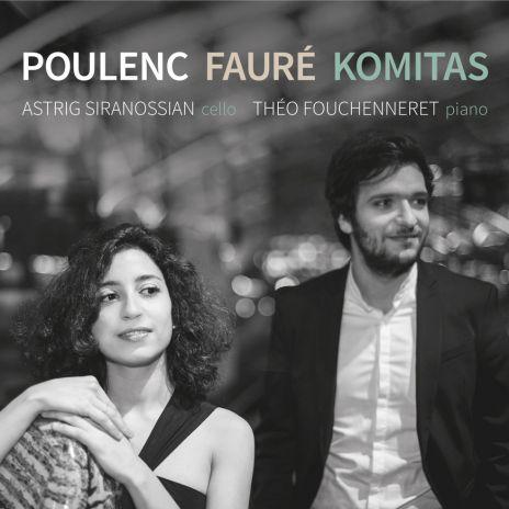 Poulenc fauré komitas