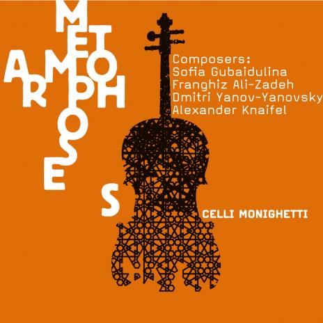 Metamorphoses CD Cover